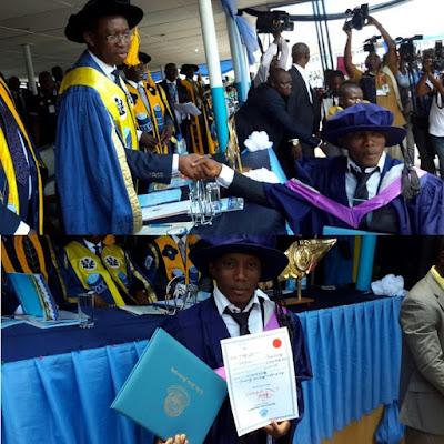 Delsu best graduate