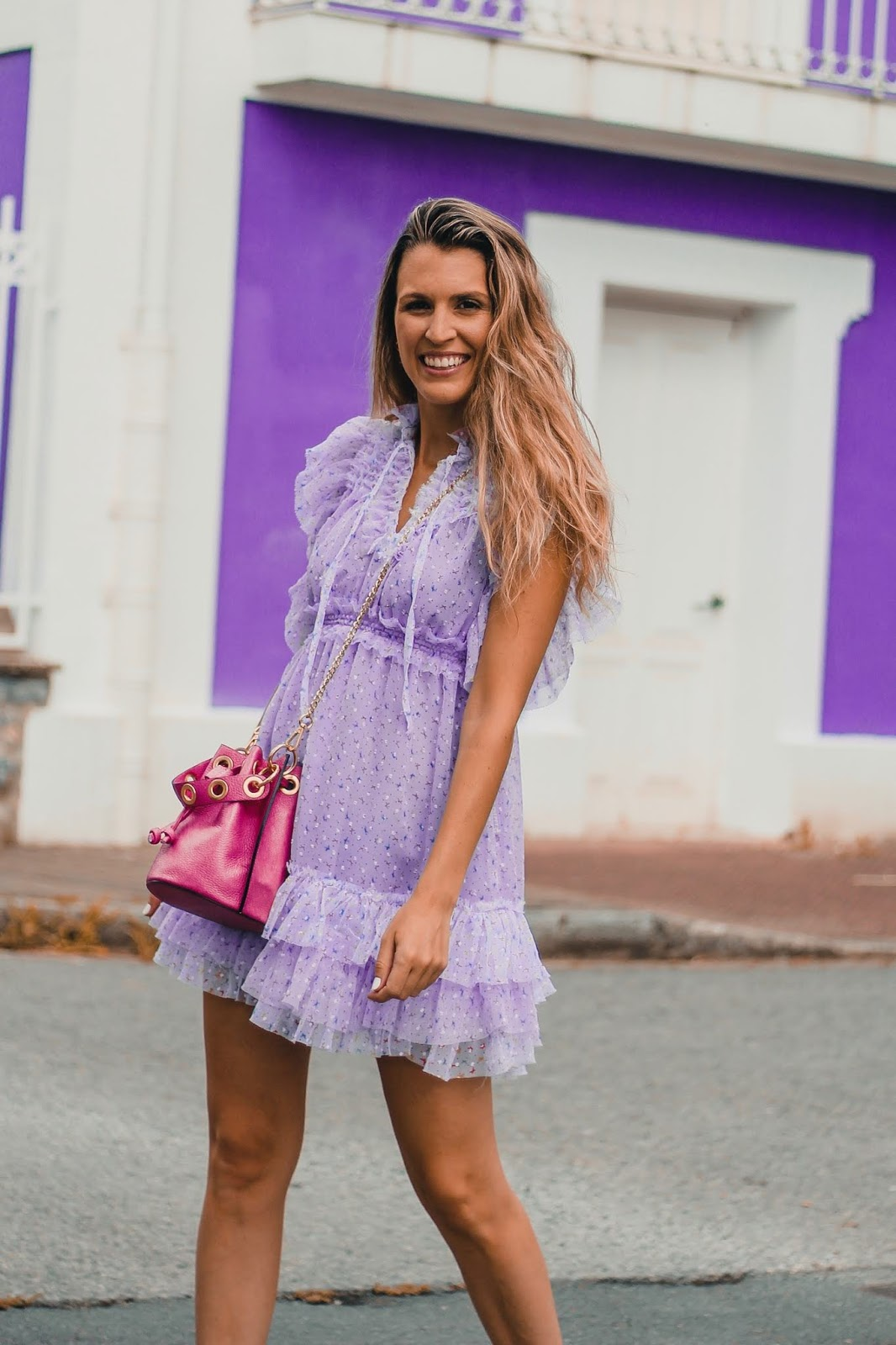 vestido fairy tales highly preppy