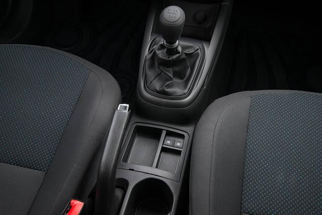 Novo Chevrolet Prisma 2017 - interior