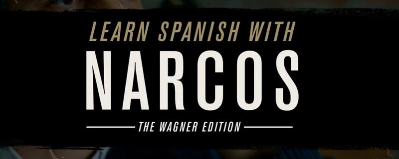 Lecciones de español por Pablo Escobar