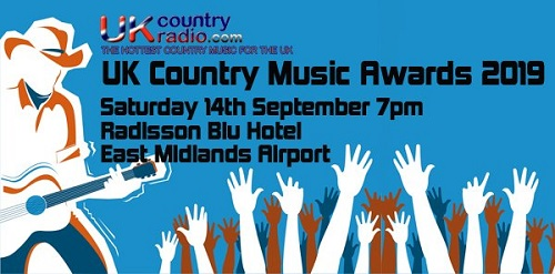 country routes news: UK Country Music Awards 2019 Launch