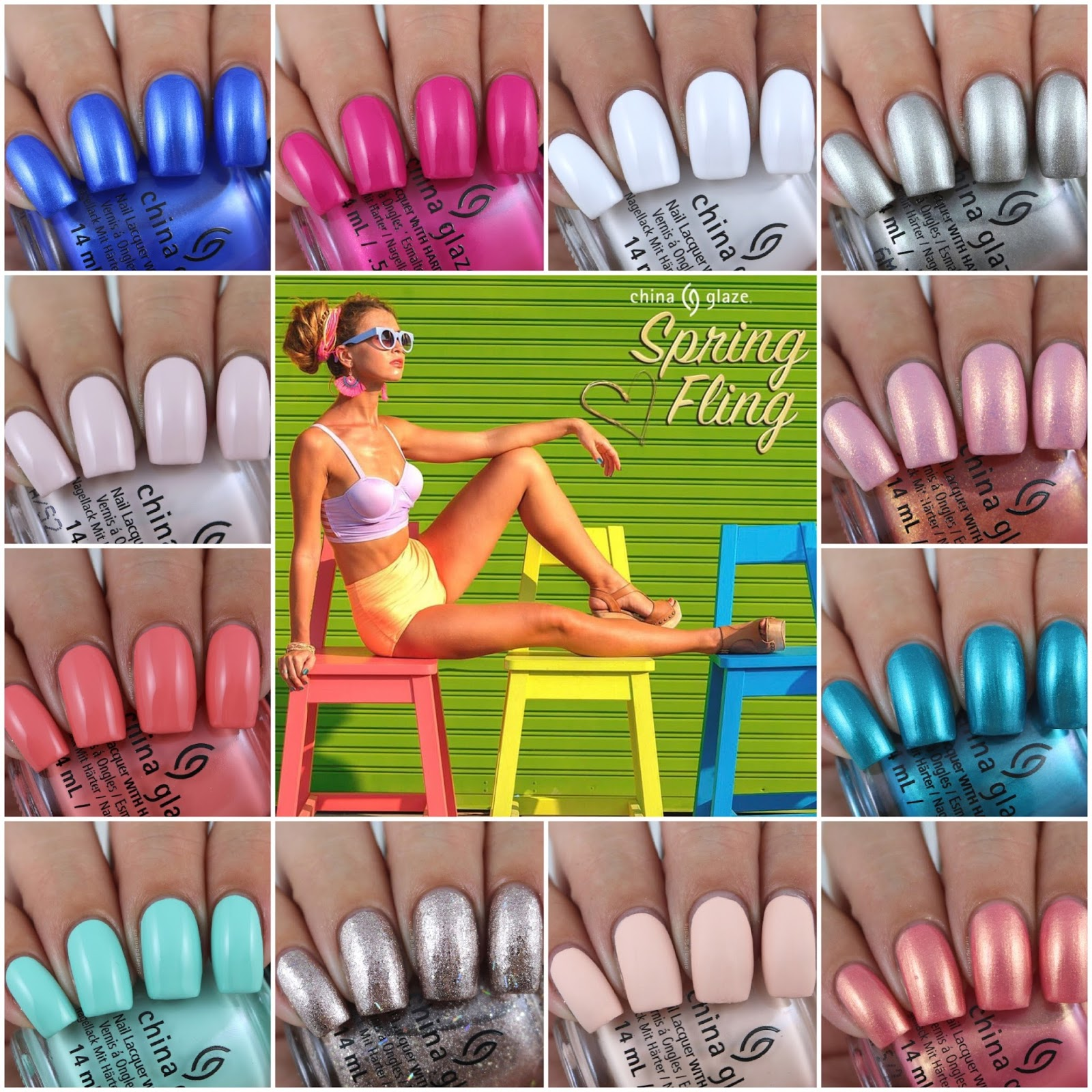 Olivia jade nails china glaze spring fling collection swatches beach nvjuhfo Gallery