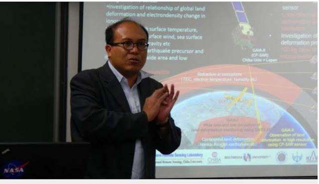 Prof. Josaphat T. S. Sumantyo