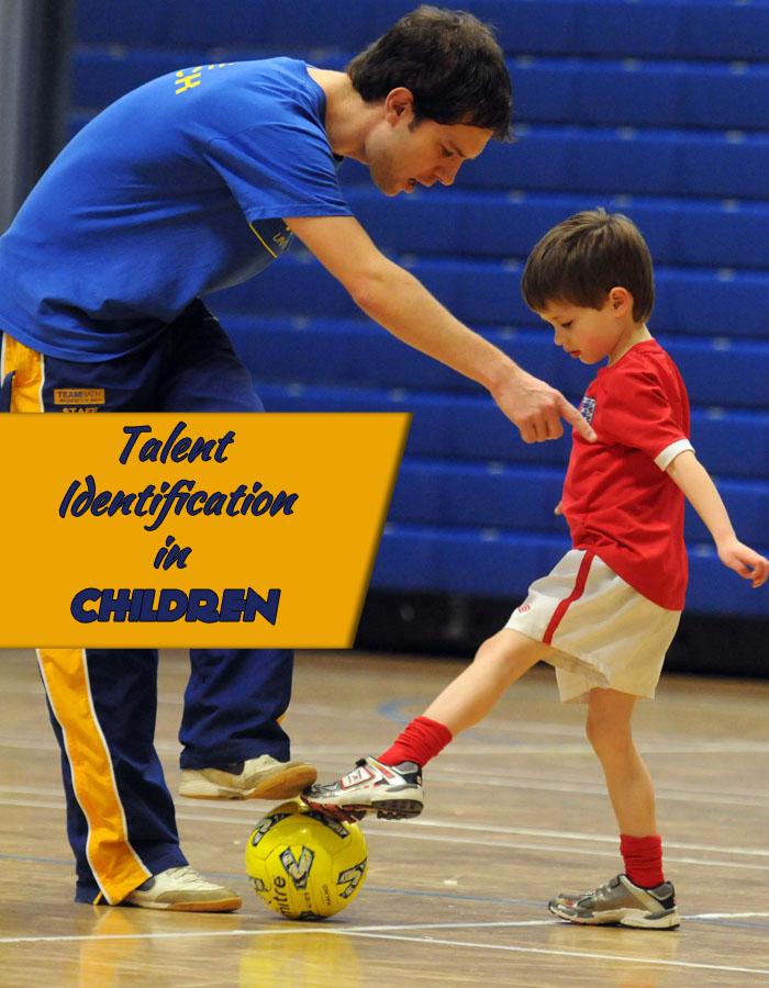 Talent Identification in Children