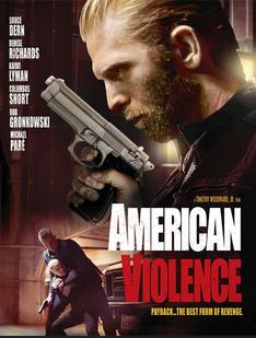 American Violence (2017) [DVDRip] [1 Link] [Sub-Español] [Mega]