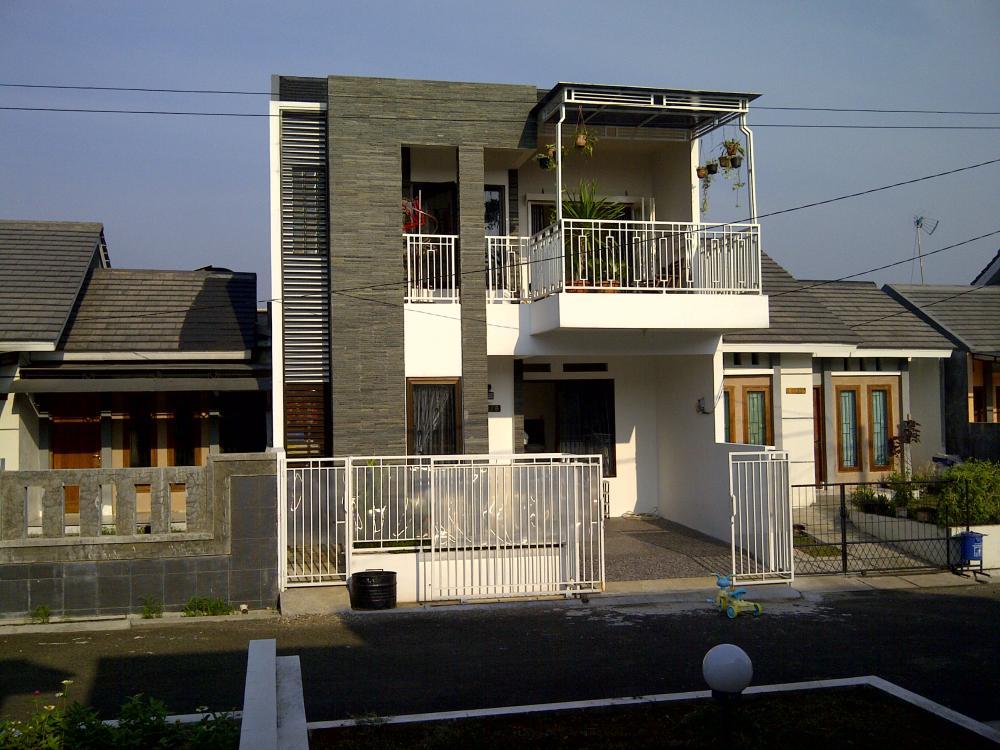 DESAIN  RUMAH  MINIMALIS 2  LANTAI  Inspirasi Desain  Rumah