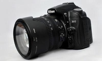 Jual Kamera DSLR Bekas Nikon D90