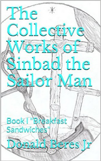 "Collective Works Sinbad Sailor Man Book [I] ""Breakfast Sandwiches"""