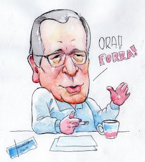 Bom dia ao estilo Bolsonaro e Olavo de Carvalho:  Bom dia, bando de imbecis, idiotas, filhos da puta, vão ter um bom dia lá na casa do caralho ou da puta que os pariu!  E quem não gostou de nosso bom dia, que vá tomar no cu! Bando de comunistas vagabundos!