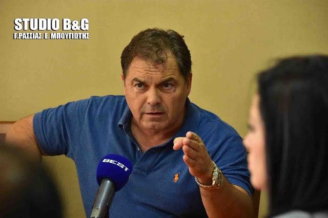 Καμπόσος: Η κυβέρνηση να αναλάβει τις ευθύνες της για τις αποζημιώσεις (βίντεο)