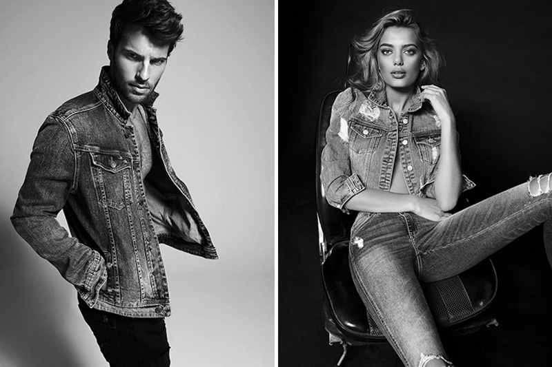 Buffalo Jeans Spring/Summer 2017 Campaign