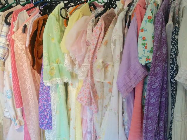 vintage faerie dresses