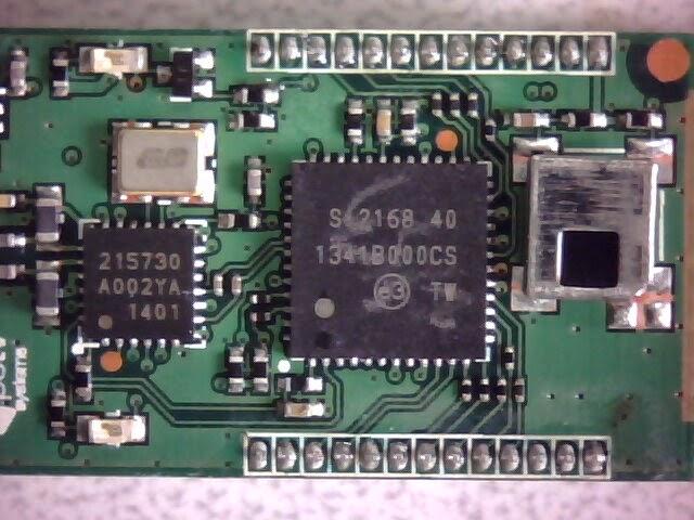 NXP Silicon DVB-S mini