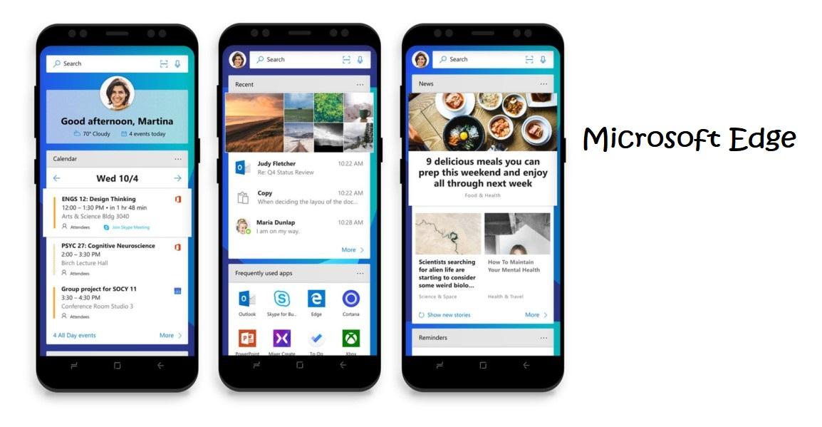 Descargar APK de Microsoft Edge