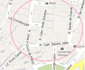 f76cb28b73b6c Já na ladeira, vocês encontrarão inúmeras lojas, mas a Rua 25 de Março é a  segunda à esquerda.