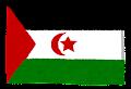 西サハラの国旗