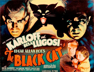 Poster - The Black Cat (1934)