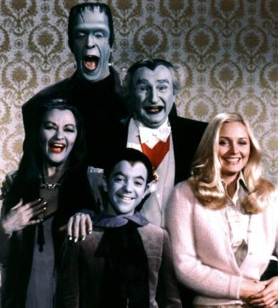 What ever happened to….: Cast of The Munsters