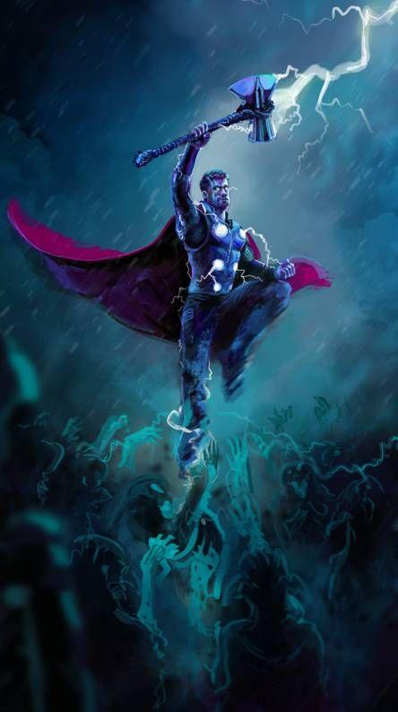 thor Marvel 4K