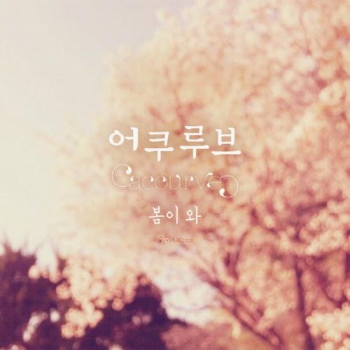 [Single] ACOURVE – 봄이 와