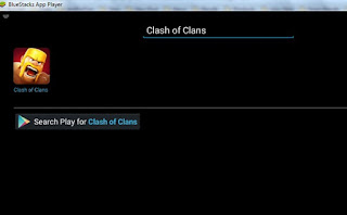 download clash of clan for Pc