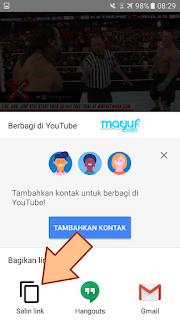 Cara Download/Simpan Video YouTube Di HP Android Tanpa Aplikasi