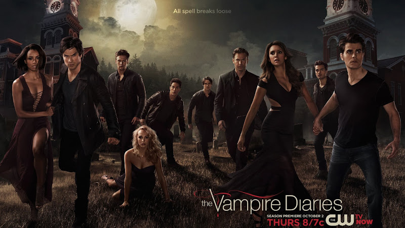 The Vampire Diaries Season 6 HD