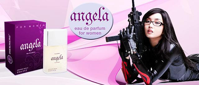Ready Stock Jual Parfum Pheromone Angela Untuk Wanita by Identic Pheromone dengan Harga Termurah
