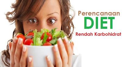 Perencanaan Diet Rendah Karbohidrat