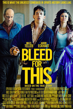 Jadwal BLEED FOR THIS di Bioskop