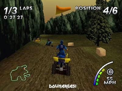 atv quad power racing ps1 iso