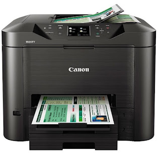 One for the most hard petty role surroundings Canon MAXIFY MB5340 Driver Download And Review