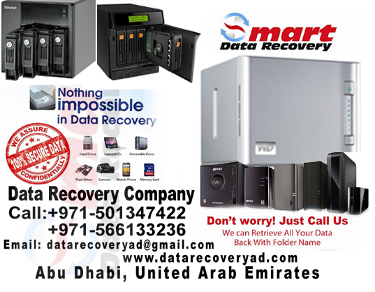 Nas Storage Data Recovery Dubai