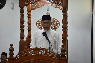Jelang berbuka Bersama Wali Kota Padang