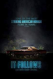 It Follows (2015) English Movie Poster