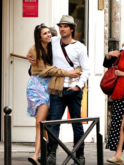 Dating for sex: are ian and nina dating in real life 2012