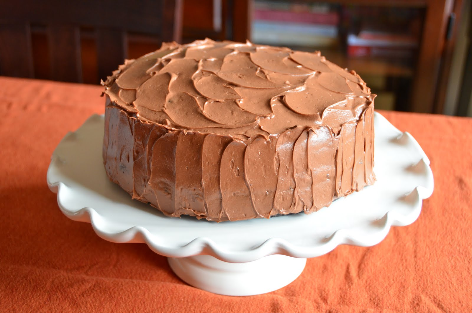 Ultra Chocolate Cake