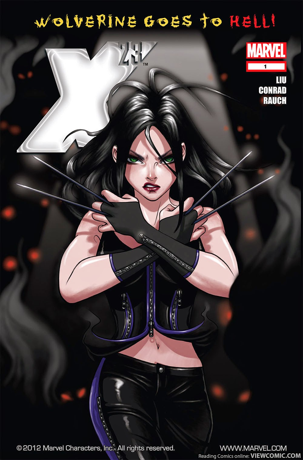 x 23 innocence lost read online free