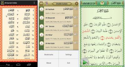 تحميل تطبيق القرآن Al-Quran Pro 2.0.13 مجانا للاندرويد