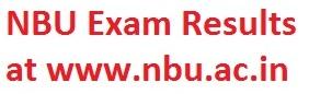 NBU BA, BSC, B.Com BBA, BCA Exam Results 2020 at www.nbu.ac.in