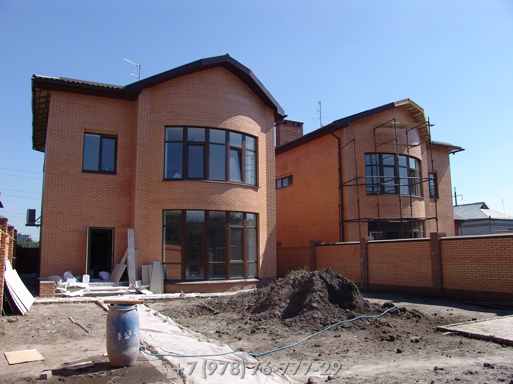 Строительство многоэтажных кирпичных домов