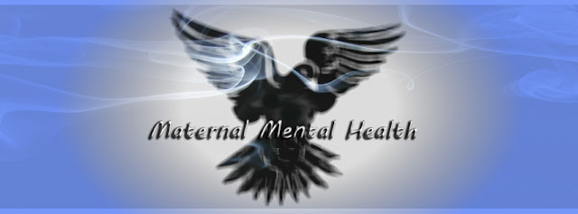 maternal mental health, postpartum psychosis, maternal mental health symbol, natachia barlow ramsey, postpartum depression, suicide