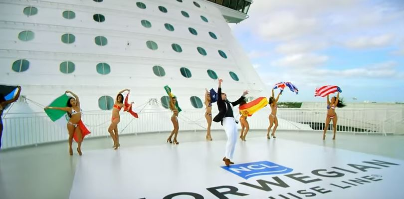 NCL Norwegian Escape