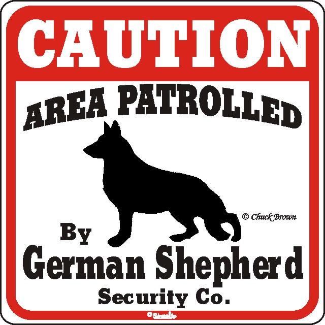German Shepherd Dog Signs Dog German Shepherds