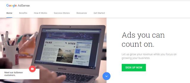 adsense ad networks