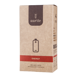 Молотый Кофе ENERGY