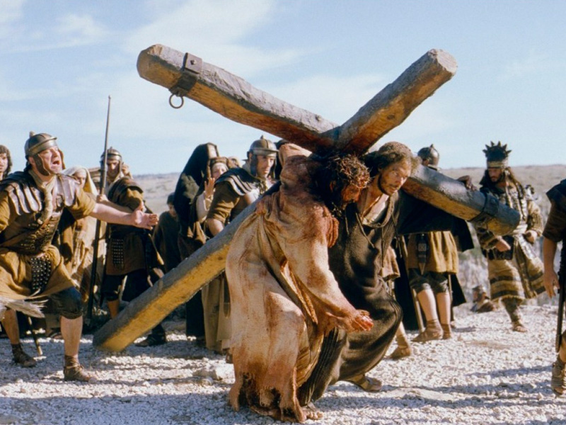 It was the first time I came to know the meaning of false accusation, suffering and humiliation of Jesus until His death on the cross.
