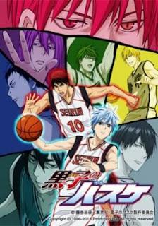 Baixar Kuroko no Basket 2ª Temporada Legendado Completo no MEGA