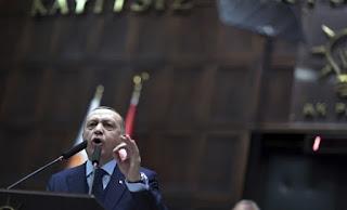 Ερντογάν: Οι ΗΠΑ έχουν στόχο την Τουρκία, το Ιράν και τη Ρωσία