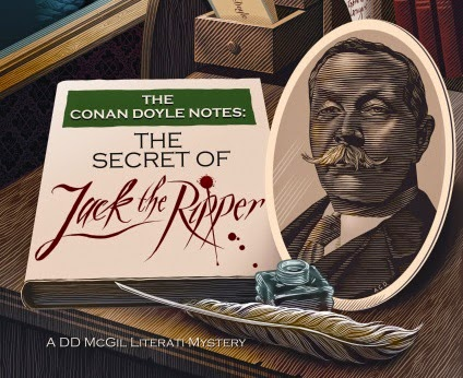Conan Doyle Notes - Secret of Jack the Ripper by Diane Madsen